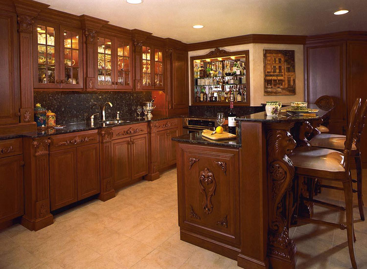 Basement Finishing Kitchen Remodeling