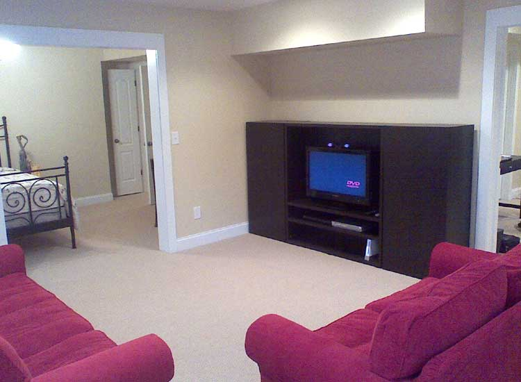 Basement Family Room Ideas Quotes Quotes