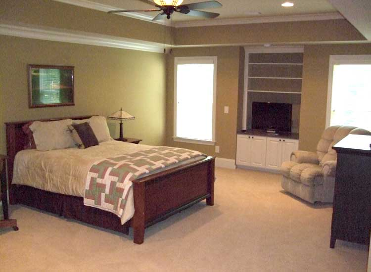 master bedroom in basement ideas 9 spectacular basement master suite architecture plans 19135